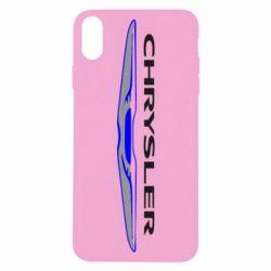 Чехол для iPhone X/Xs Chrysler