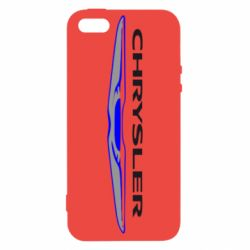 Чехол для iPhone5/5S/SE Chrysler
