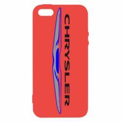 Чохол для iphone 5/5S/SE Chrysler