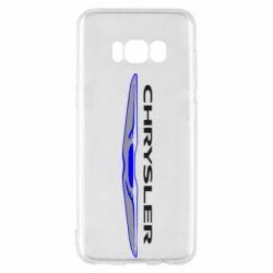 Чехол для Samsung S8 Chrysler