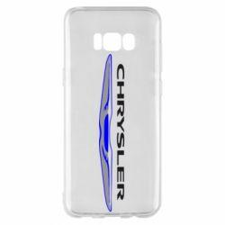 Чехол для Samsung S8+ Chrysler