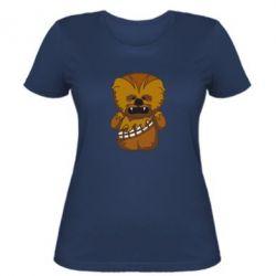 Женская футболка Чубакка - FatLine