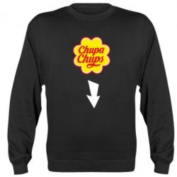 Реглан (свитшот) Chupa Chups - FatLine