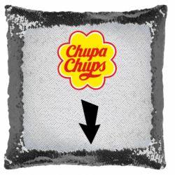 Подушка-хамелеон Chupa Chups