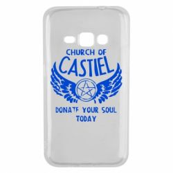 Чохол для Samsung J1 2016 Church of Castel