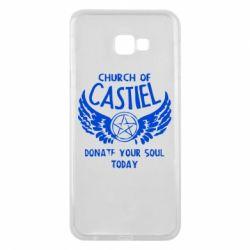 Чохол для Samsung J4 Plus 2018 Church of Castel
