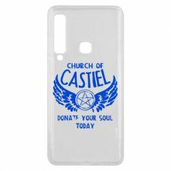 Чохол для Samsung A9 2018 Church of Castel