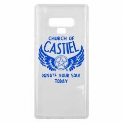 Чохол для Samsung Note 9 Church of Castel