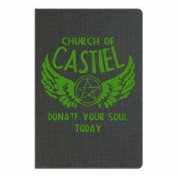 Блокнот А5 Church of Castel