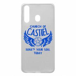 Чохол для Samsung A60 Church of Castel