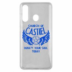 Чохол для Samsung M40 Church of Castel