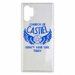 Чохол для Samsung Note 10 Plus Church of Castel