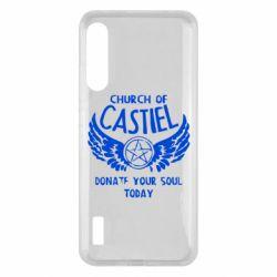 Чохол для Xiaomi Mi A3 Church of Castel