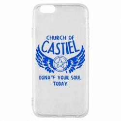 Чохол для iPhone 6/6S Church of Castel