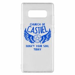 Чохол для Samsung Note 8 Church of Castel