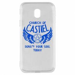 Чохол для Samsung J3 2017 Church of Castel