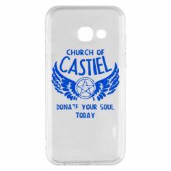 Чохол для Samsung A3 2017 Church of Castel