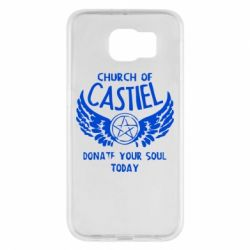 Чохол для Samsung S6 Church of Castel