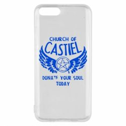 Чохол для Xiaomi Mi6 Church of Castel