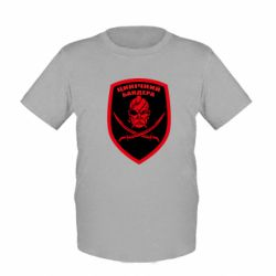 Детская футболка Цинічний Бандера - FatLine
