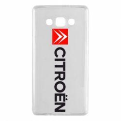 Чохол для Samsung A7 2015 Citroën Logo