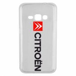 Чохол для Samsung J1 2016 Citroën Logo