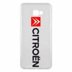 Чохол для Samsung J4 Plus 2018 Citroën Logo