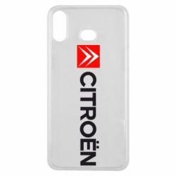 Чохол для Samsung A6s Citroën Logo