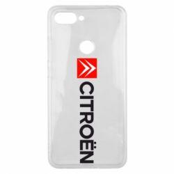 Чохол для Xiaomi Mi8 Lite Citroën Logo