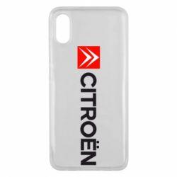 Чохол для Xiaomi Mi8 Pro Citroën Logo