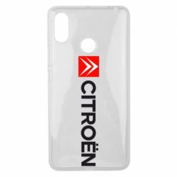 Чохол для Xiaomi Mi Max 3 Citroën Logo