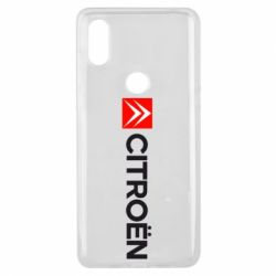 Чохол для Xiaomi Mi Mix 3 Citroën Logo