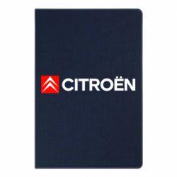 Блокнот А5 Citroën Logo