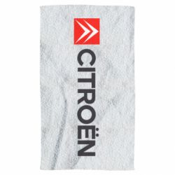 Рушник Citroën Logo