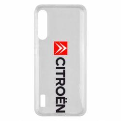 Чохол для Xiaomi Mi A3 Citroën Logo