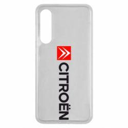 Чохол для Xiaomi Mi9 SE Citroën Logo