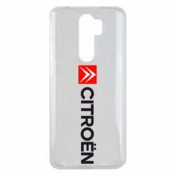 Чохол для Xiaomi Redmi Note 8 Pro Citroën Logo