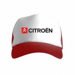 Дитяча кепка-тракер Citroën Logo