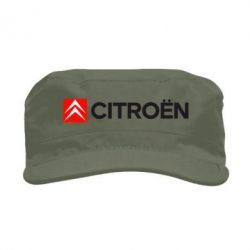 Кепка милитари Citroën Logo - FatLine
