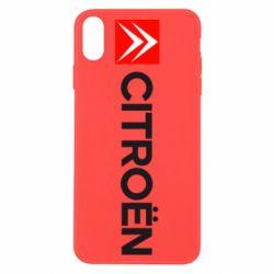 Чохол для iPhone X/Xs Citroën Logo