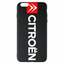 Чохол для iPhone 6 Plus/6S Plus Citroën Logo