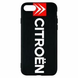 Чохол для iPhone 7 Citroën Logo