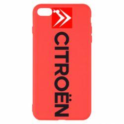 Чохол для iPhone 7 Plus Citroën Logo