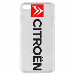Чохол для iPhone 8 Plus Citroën Logo