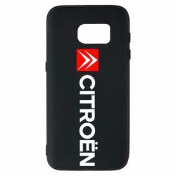 Чохол для Samsung S7 Citroën Logo