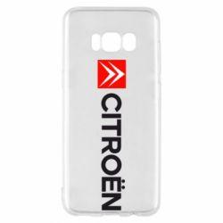 Чохол для Samsung S8 Citroën Logo