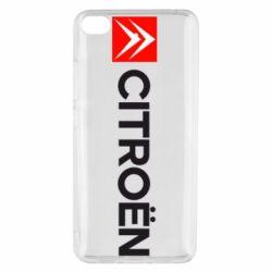 Чохол для Xiaomi Mi 5s Citroën Logo