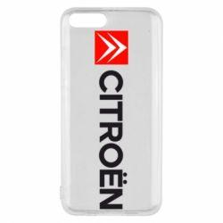 Чохол для Xiaomi Mi6 Citroën Logo