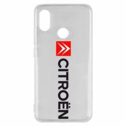 Чохол для Xiaomi Mi8 Citroën Logo