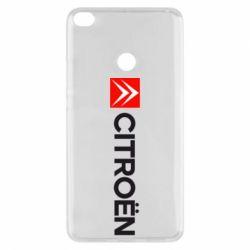 Чохол для Xiaomi Mi Max 2 Citroën Logo